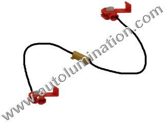 10 Watt Load Equalizer Resistor Wire Wound Aluminum