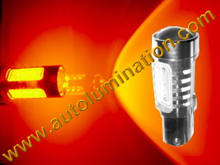 22 Watt Cree 1142 (Ba15d Single Circuit Marine Boat Indicator Directional Light Turn Signal Bulb