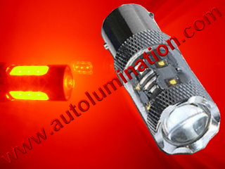 50 Watt Cree Osram 1157 (Dual Circuit) 1034 1076 1077 1130 1154 1158 1493 2057 2357 2397 7528 2F2112011 Wagner 17916 Tail Light Turn Signal Bulb