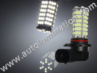 H9 PGJ19-5 Right Angle 120 Led Headlight Bulb Running Fog Light