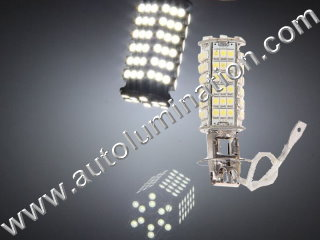 H3 PK22s 120 Led Headlight Bulb Running Fog Light
