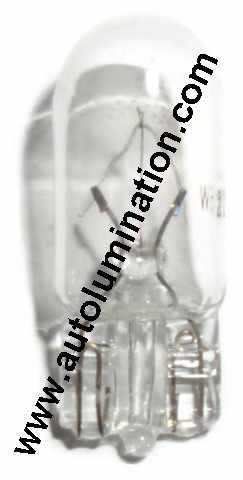 2450X 24 Volt Bulb 152 464 585 655 656 657 T3 1/4 24V .208A 4.4CP XENON