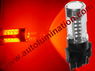22 Watt Cree 3157 replaces  3047 3057 3155 3156 3157 3157LL 3357 3454 3457 3757 4057 4114 4114LL 4114K 4157 4157LL Tail Light Turn Signal Bulb