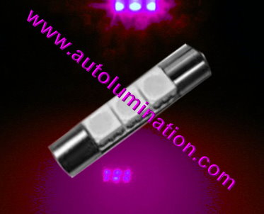 6612F L7065 7065 Led Vanity Bulb Pink Purple Fuse