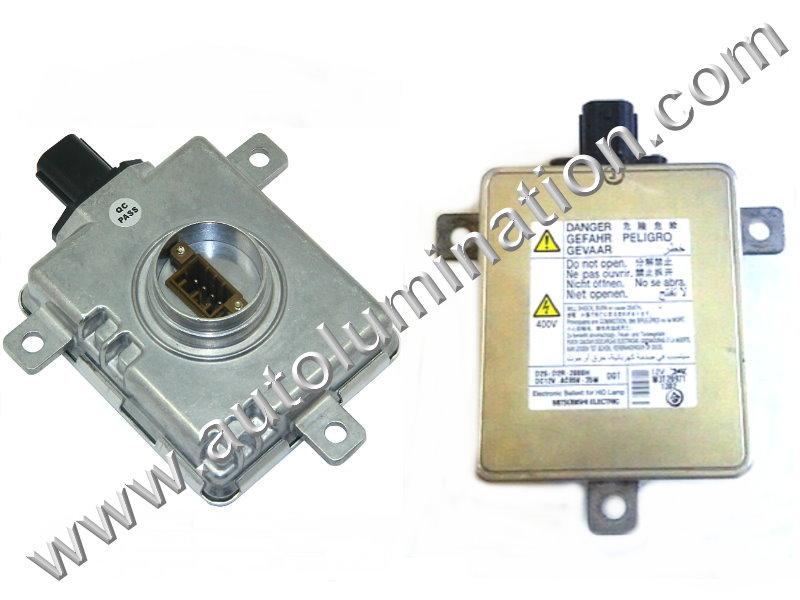 Ballast 12v 35 Watt HID OEM PN: Mitsubishi 33119TA0003