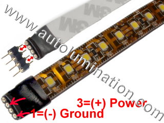 3528 LED Strip IP65 120 LED/M