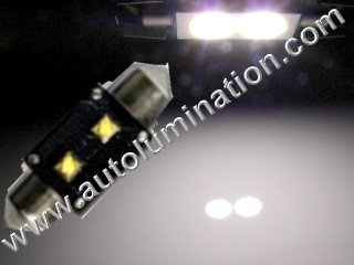 3423 3425 6411 6418 6461 6423* 6486X 7456 C5W  Festoon Canbus Osram LED Bulb Out Warning Cancellation Chip