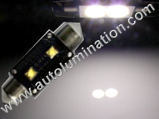 211 212 E211-2 E212-2 214-2 6413 6429 Festoon Canbus Osram LED Bulb Out Warning Cancellation Chip