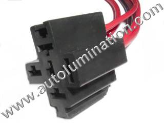 4 Blade Relay for HID Bulb Ballast