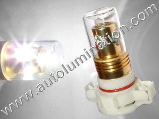 5202 H16 H16W 9009 PWY24W PSX24W PSY24W 2504 5201 5301 5202 8L8Z13N021A Led DRL Fog Light Bulb 24 watt Cree