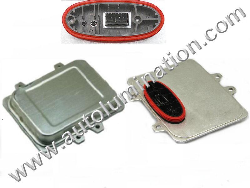 Ballast 12v 35 Watt HID OEM PN: Hella 5DV009000000