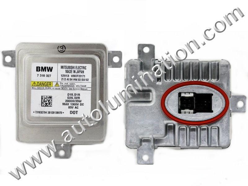 Ballast 12v 35 Watt HID OEM PN: AL 63117237647