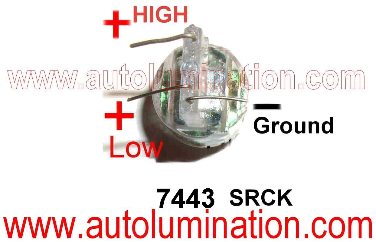 7443 CK Wiring