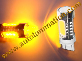 7443 7440 7441 W21W W21 5W 12 Watt High Powered Led Bulb