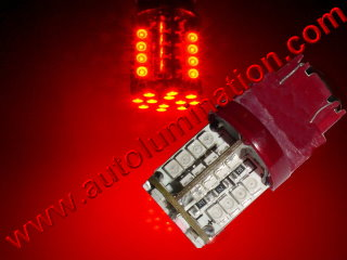 Canbus OBC LED Warning Cancellation Circuitry 7443 7440 W215W W21W Tail Light Turn Signal Bulb