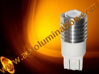 7443 W21W 7440 W215W Led 5 watt cree Amber Turn Signal Light Bulb