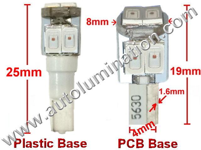 74 37 2721 T5 Samsung 5630 led bulbs LED Bulbs