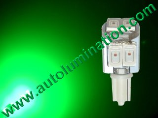 24 T6.5 Samsung led bulbs LED Bulbs Green