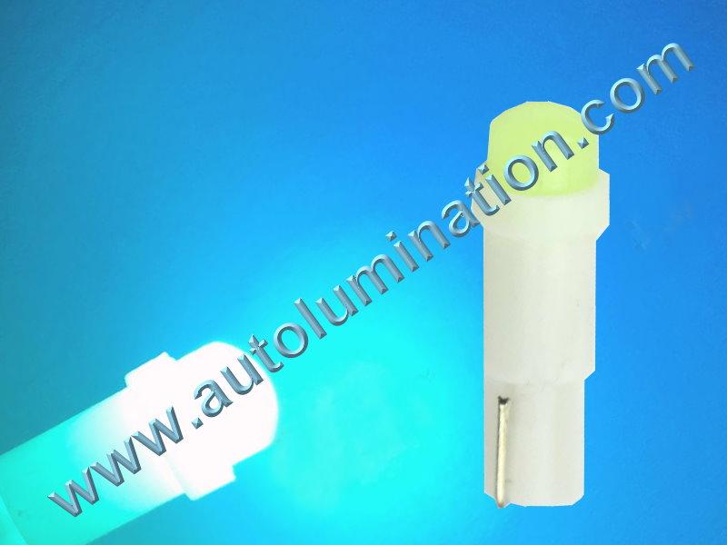 74 LED Bulbs Ice Blue