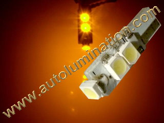 74 37 2721 T5 3528 Matrix Amber led bulbs LED Bulbs