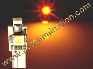 74 37 2721 T5 3528 Matrix Amber led bulbs LED Bulbs