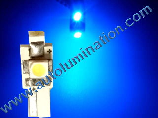 74 37 2721 T5 3528 Matrix Blue led bulbs LED Bulbs