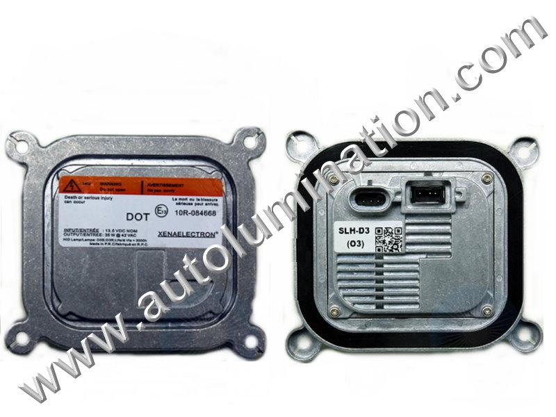Ballast 12v 35 Watt HID OEM PN: Osram 8A5Z13C170A