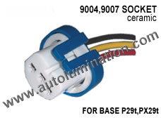 9004 9007 Headlight Socket Pigtail