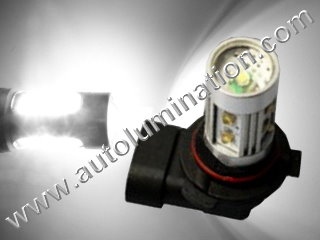 9040 9140 9145 H10 PY20D 6000K Super White 25 27 Watt Osram LED High Powered Headlight Bulb