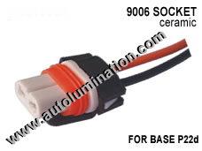 9006 Headlight Socket Pigtail