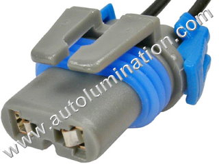 9006 P22d HB4 Female Socket Pigtail Connector Wire