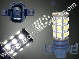 9009 2504  P13W H16 5202 Led DRL Bulb PSY24W  PSx24W
