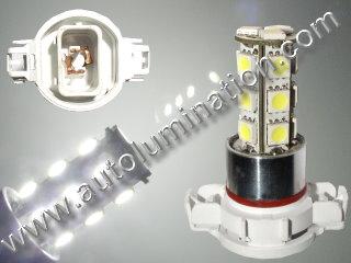 9009 P13W H16 H16W 5202 Led DRL Bulb  PWY24W PSY24W  PSx24W