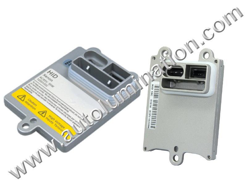 Ballast 12v 35 Watt HID OEM PN: Phillips 93235016