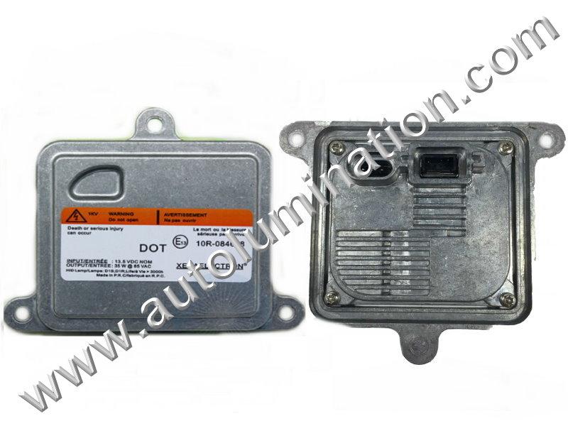Ballast 12v 35 Watt HID OEM PN: Phillips A71177E00DG