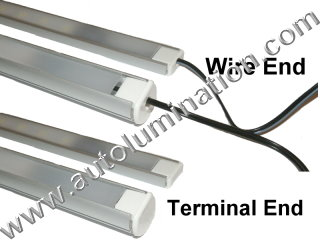 Aluminum Channel Under Counter Led Light Strips
