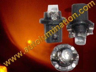 B8.5D 2722 2752 2722MF 2752MF Led Bulb Amber