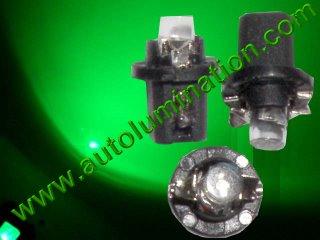 B8.5D 2722 2752 2722MF 2752MF Led Bulb Green