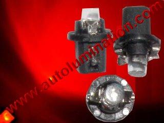 B8.5D 2722 2752 2722MF 2752MF Led Bulb Red