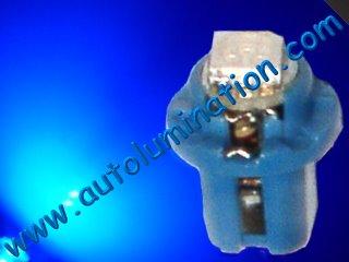 B8.5D 2722 2752 2722MF 2752MF Led Bulb Blue
