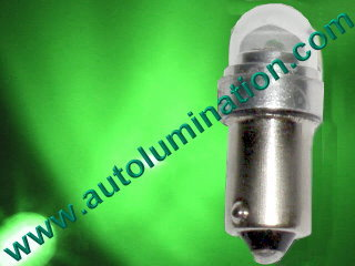 1895 ba9s bayonet base bulb = 53, 57, 182, 257, 363, 1445, 1893 6253, 64111 64113 Osram 12082 Phillips  XPE Cree Led Side Marker License Plate Bulb
