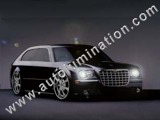 Chrysler 300C Led Bulbs