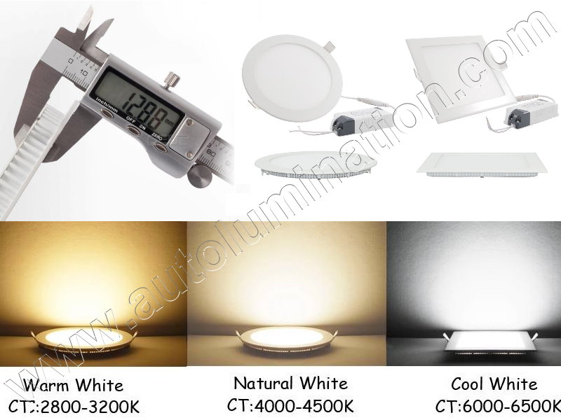 Cree Recessed Led Ceiling Lights Panels