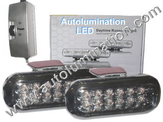 12 Led Led DRL Daytime Running Light