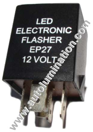 EP27 LED Flasher
