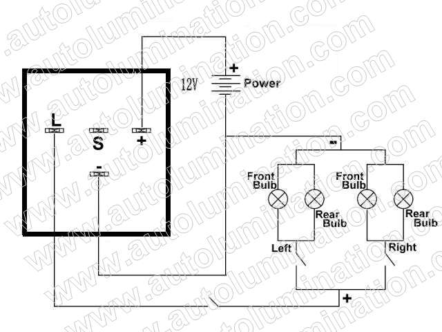 led turn signal flasher relay? page 2 suzuki sv650 forum, electrical wiring, blinker relay wiring diagram