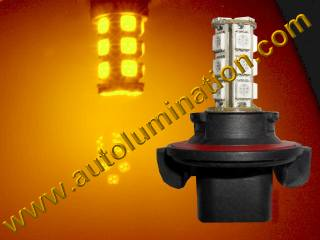 H13 9008 Led Super Cool Amber