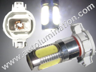 5202 H16 9009 PSX24W PSY24W 2504 5201 5301 5202 8L8Z13N021A Led DRL Fog Light Bulb