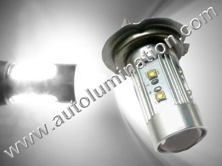 H4 9004 P43t 6000K Super White 25 27 Watt Osram LED High Powered Headlight Bulb