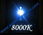 8000K HID Bulb